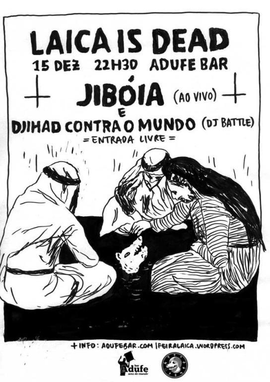 cartaz de Jucifer